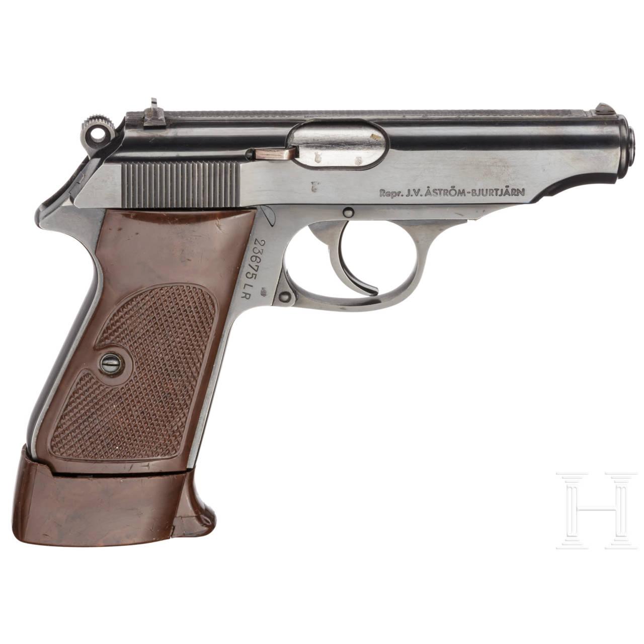 Walther-Manurhin PP, Polizei, Ordonnanz