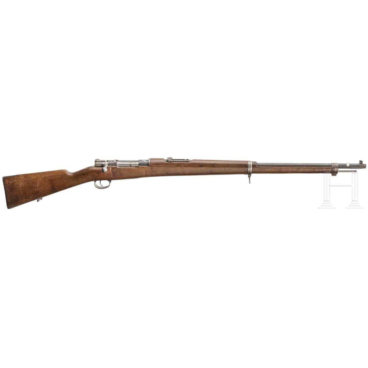 Gewehr 98 modifiziert, Oviedo 1928