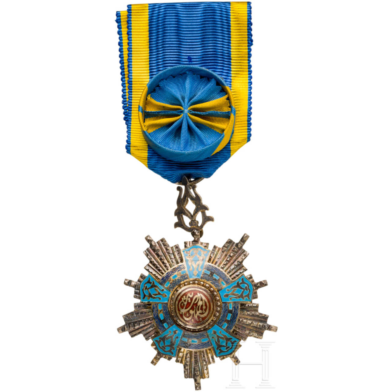 Egypt - an Order of the Republic, 1st model