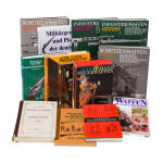 13 volumes on firearms