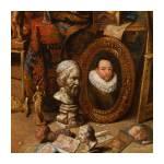 Antwerpener Meister - zwei Ateliergemälde, Anfang 18. Jhdt.