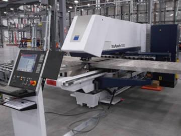 WTRUMPF MODEL TRUPUNCH 1000 CNC PUNCH