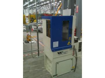 H&H 200-KVA PRESS TYPE SPOT WELDER