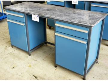 Incredible Marble Top Work Bench With 2 X Doors And 2 X Drawers Pdpeps Interior Chair Design Pdpepsorg