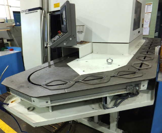 Gildemeister Model CTV 250 CNC Turning Centre on Auction Now