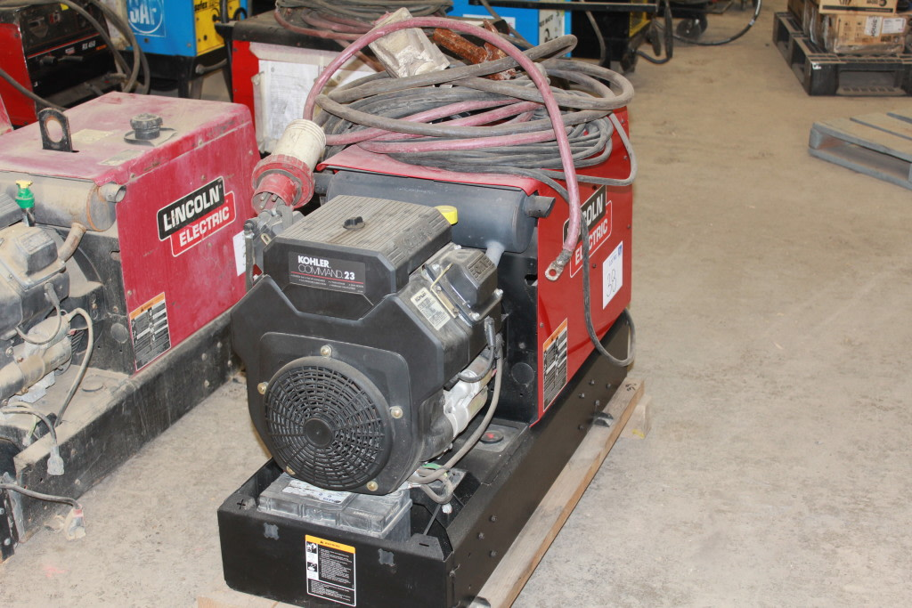 LINCOLN Electric Welder on Sale Now at GE Events