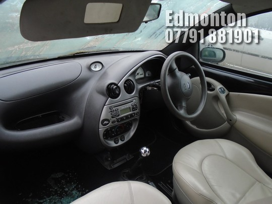 Location Edmonton  Ford Ka Style  Door Hatchback On Auction Now At John Pye Auctions