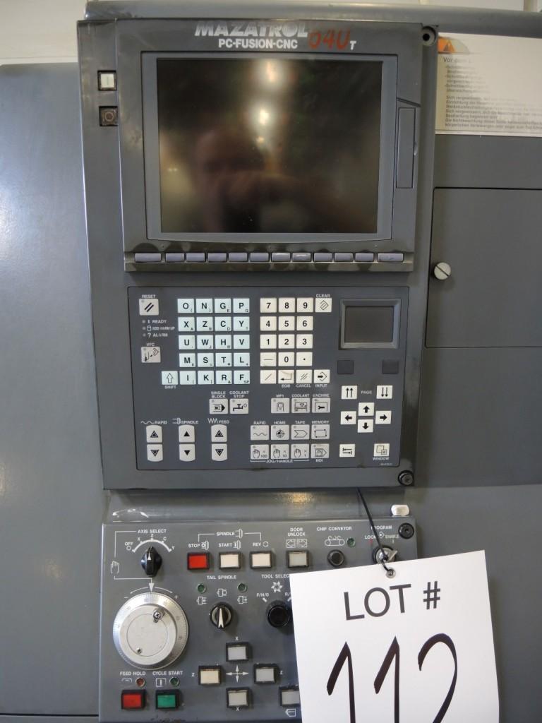 Mazak Model SQT 200 CNC Lathe on Auction Now at Hilco Industrial