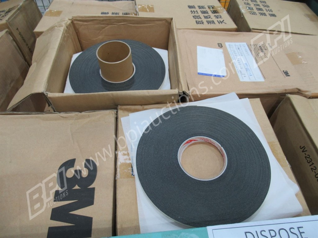 12 Boxes X 24 Rolls 3m Wireharness Tape 5078rvt Double Sided Packaging Wire Harness 10mm 30m On Auction Now At Bpi