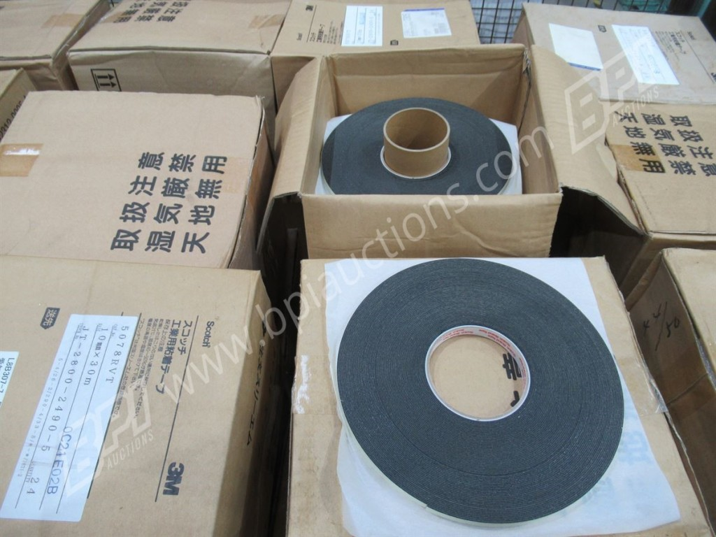 12 Boxes X 24 Rolls 3m Wireharness Tape 5078rvt Double Sided Wire Harness Packaging 10mm 30m On Auction Now At Bpi