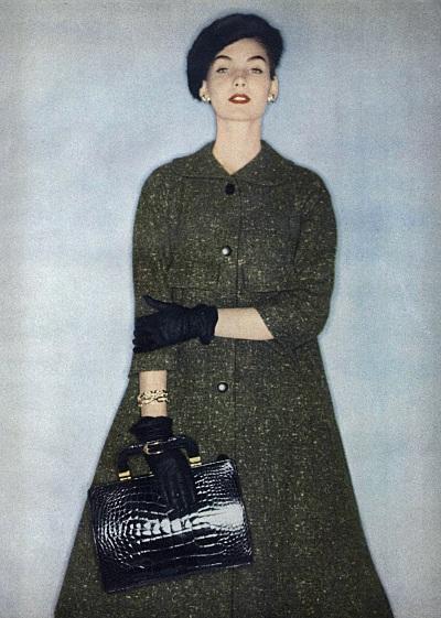 Bienen Davis in 1955