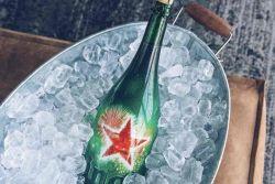 Heineken kerststrik klein