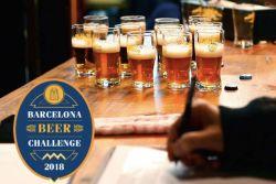 Barcelona beer challenge 2018