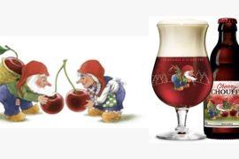 Bierista cherry chouffe.001