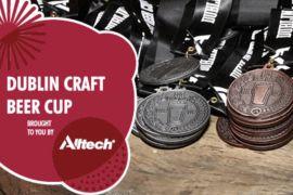 Dublin craft beer cup bronckhorster