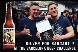 Kompaan badgast barcelona challenge