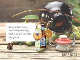 Meer bierkennis met de bierista bieropleiding