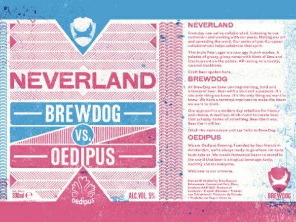 Oedipus brewdog neverland