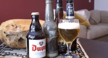 Bieren blond krachtig