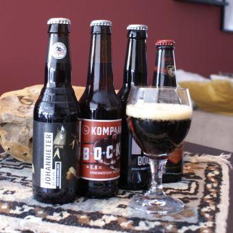 Bieren donker rijk