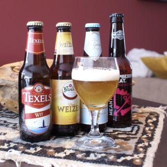 Bieren fris fruitig