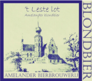 Amelander t leste lot blondbier