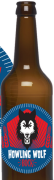 Animal army brewery howling wolf