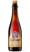 La trappe quadrupel oak aged batch 26