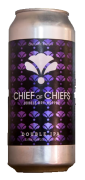 Bearded iris brewing chief of chiefs ddh