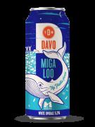 Davo migaloo white whale