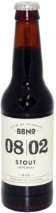 Brew by number 02 08 imperial stout