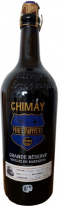 Chimay blauw grand reserve oak aged