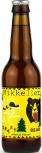 Mikkeller draft bear imperial pilsner