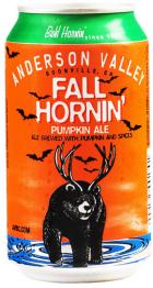 Anderson valley fall hornin pumpkin ale