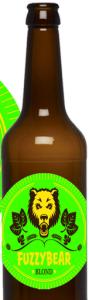 Animal army brewery fuzzy bear