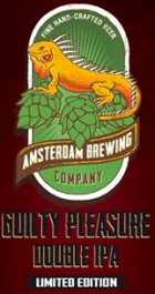 Amsterdam brewing company guilty pleasure double ipa