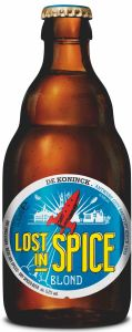 De koninck lost in spice