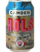 Camden hols tropical lager