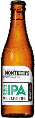 Monteiths ipa
