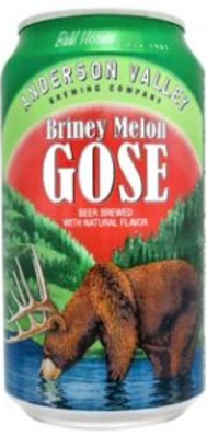 Anderson valley briney melon gose