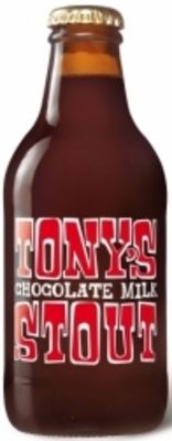 Tonys chocolate milk stout