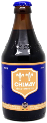 Chimay blauw