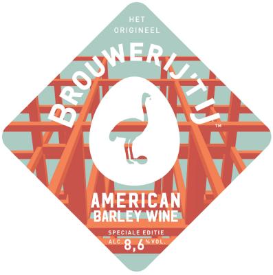Het ij american barley wine