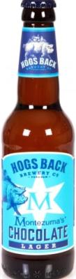Hogs back montezumas lager