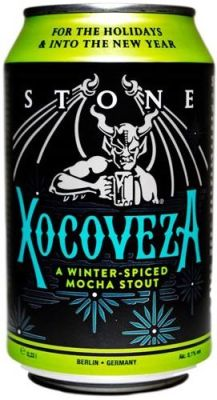 Xocoveza stone brewing berlin