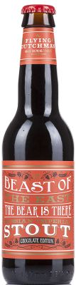 Beast of the east the bear is there russian imperial stout