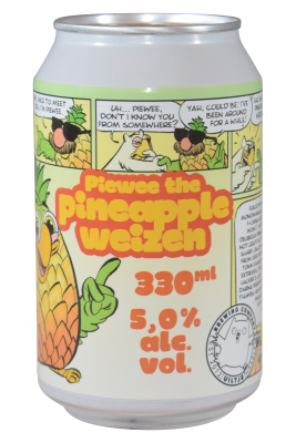 Uiltje pineapple weizen