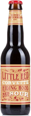 Flying dutchman red wine sour