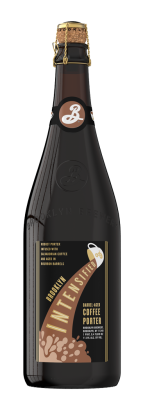 Brooklyn intensified coffee porter