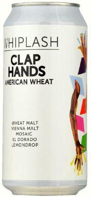 Whiplash clap hands
